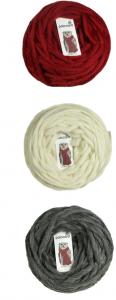kit tricot echarpe en laine du Pérou
